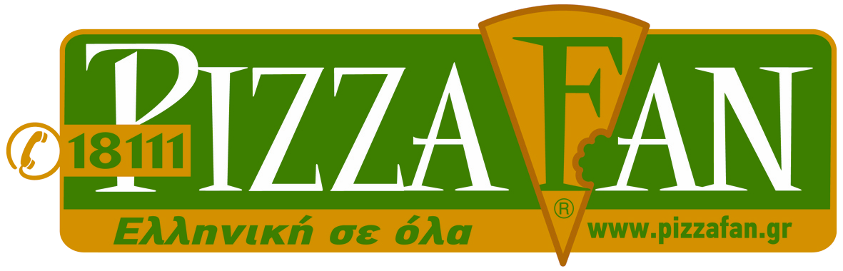 LOGO PIZZA FAN